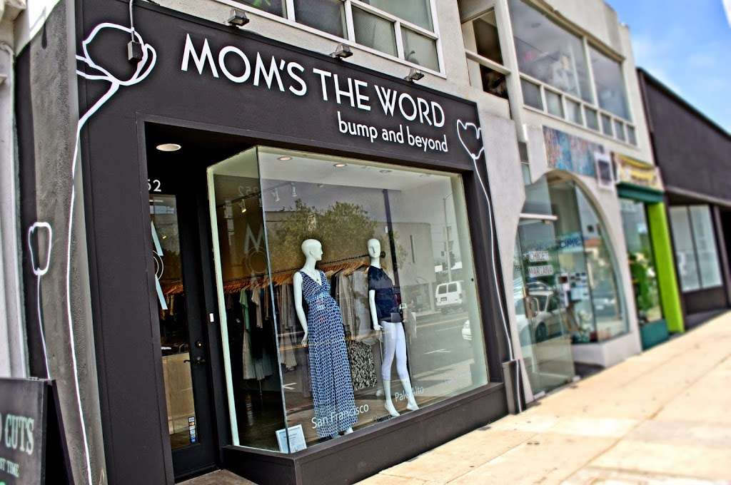 Moms the Word LA - clothing store  | Photo 1 of 10 | Address: 7952 W 3rd St, Los Angeles, CA 90048, USA | Phone: (323) 879-9838