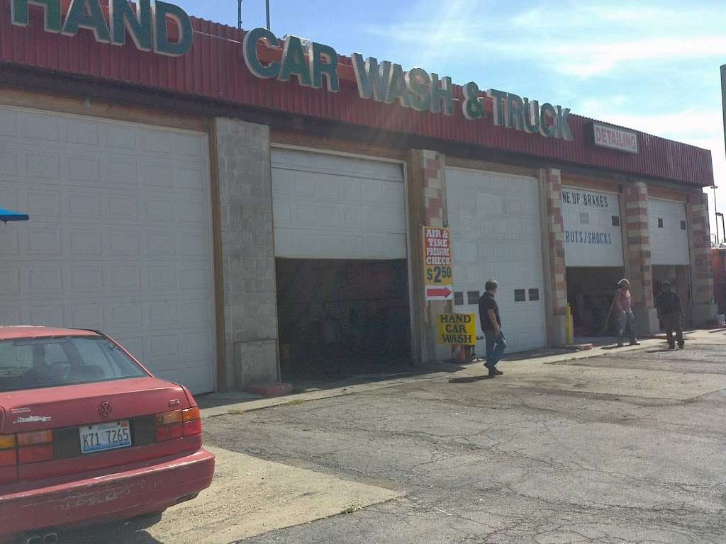 One Stop Auto Services Llc Car Wash 2235 W 59th St