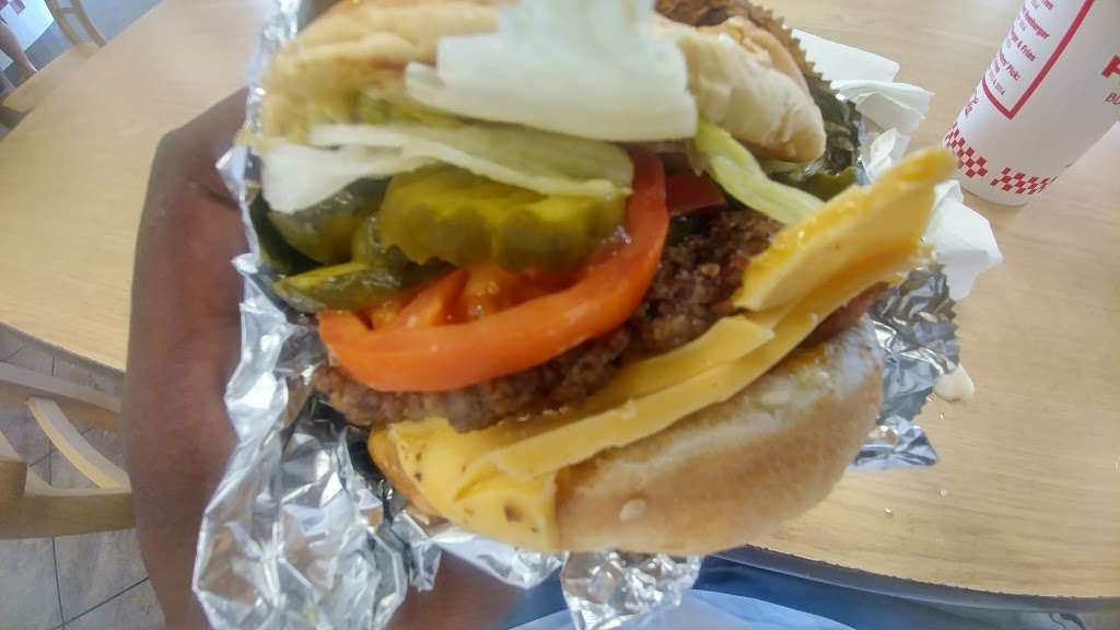 Five Guys - meal takeaway    Photo 10 of 10   Address: 35 Merrick Rd, Amityville, NY 11701, USA   Phone: (631) 691-6800