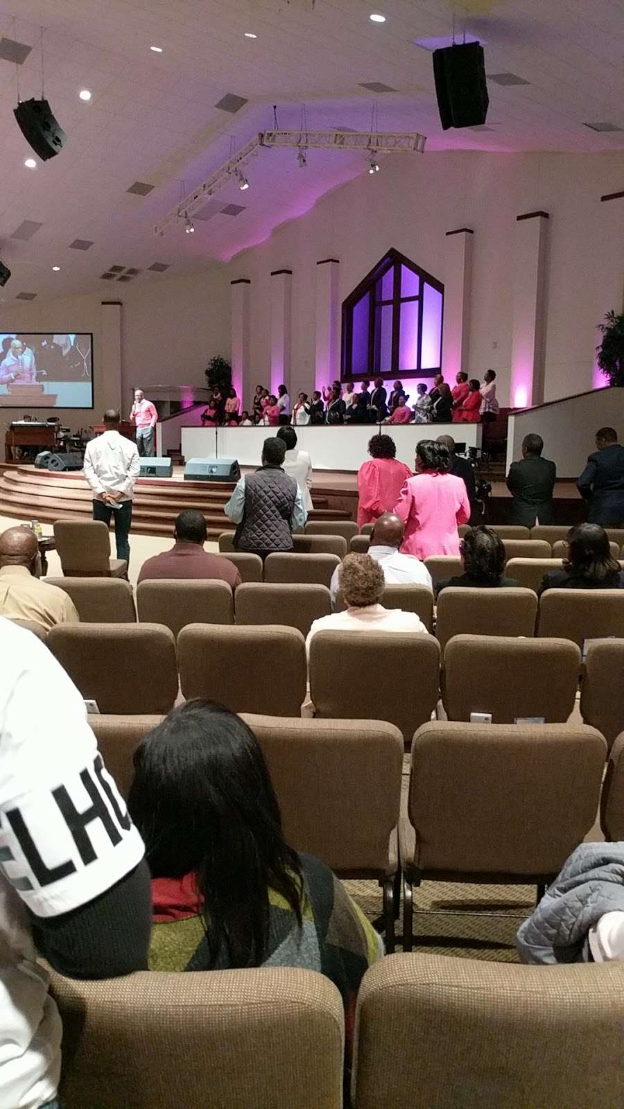 The Luke Church - church  | Photo 3 of 10 | Address: 2380 S Houston Ave, Humble, TX 77396, USA | Phone: (281) 548-2001