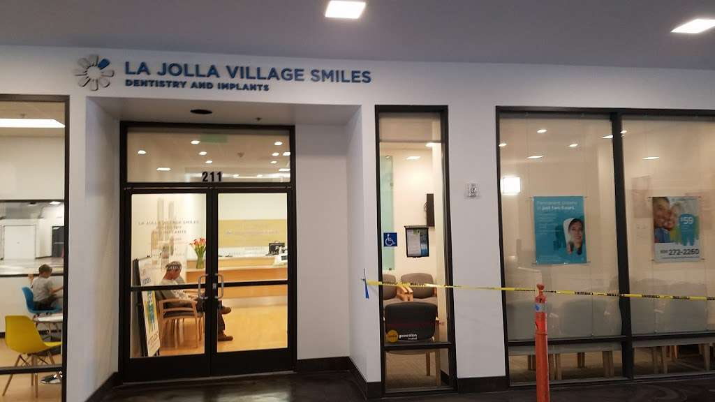 La Jolla Village Smiles Dentistry and Implants - dentist  | Photo 6 of 8 | Address: 8657 Villa La Jolla Dr Ste 211, La Jolla, CA 92037, USA | Phone: (858) 272-2260