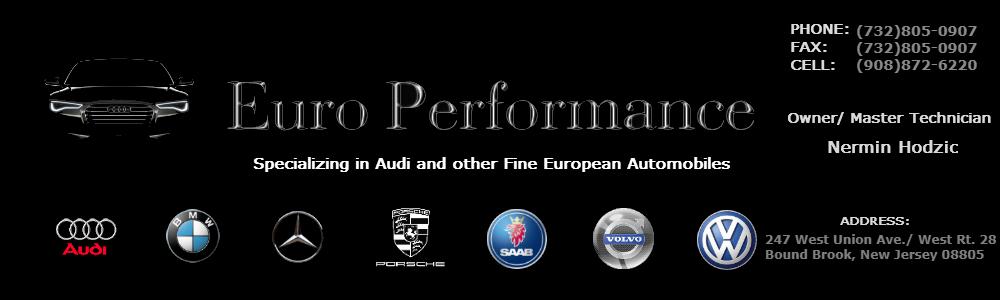 Euro Performance - car repair  | Photo 1 of 6 | Address: 247 W Union Ave, Bound Brook, NJ 08805, USA | Phone: (908) 872-6220