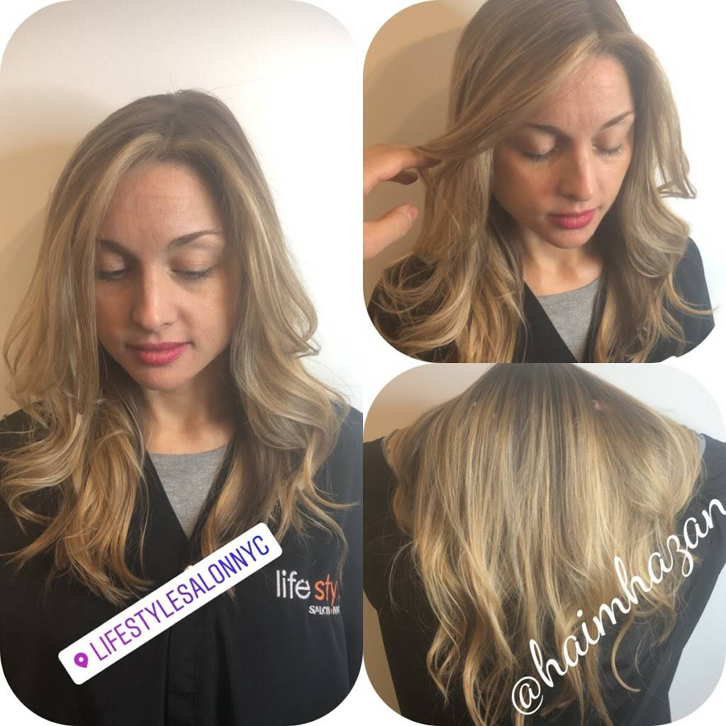 Lifestyle Salon NYC - hair care  | Photo 10 of 10 | Address: 243 E 13th St, New York, NY 10003, USA | Phone: (212) 228-5577