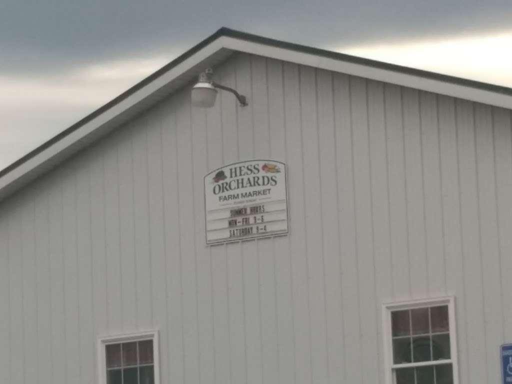 Hess Orchards - store  | Photo 10 of 10 | Address: 3793, 3979 Wayne Rd, Chambersburg, PA 17202, USA | Phone: (717) 264-8872