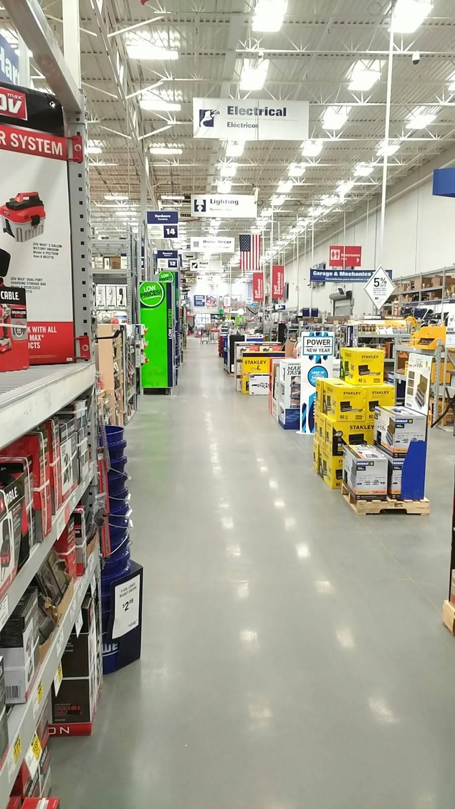 Lowes Home Improvement - hardware store  | Photo 9 of 10 | Address: 6425 Mechanicsville Turnpike, Mechanicsville, VA 23111, USA | Phone: (804) 417-8000