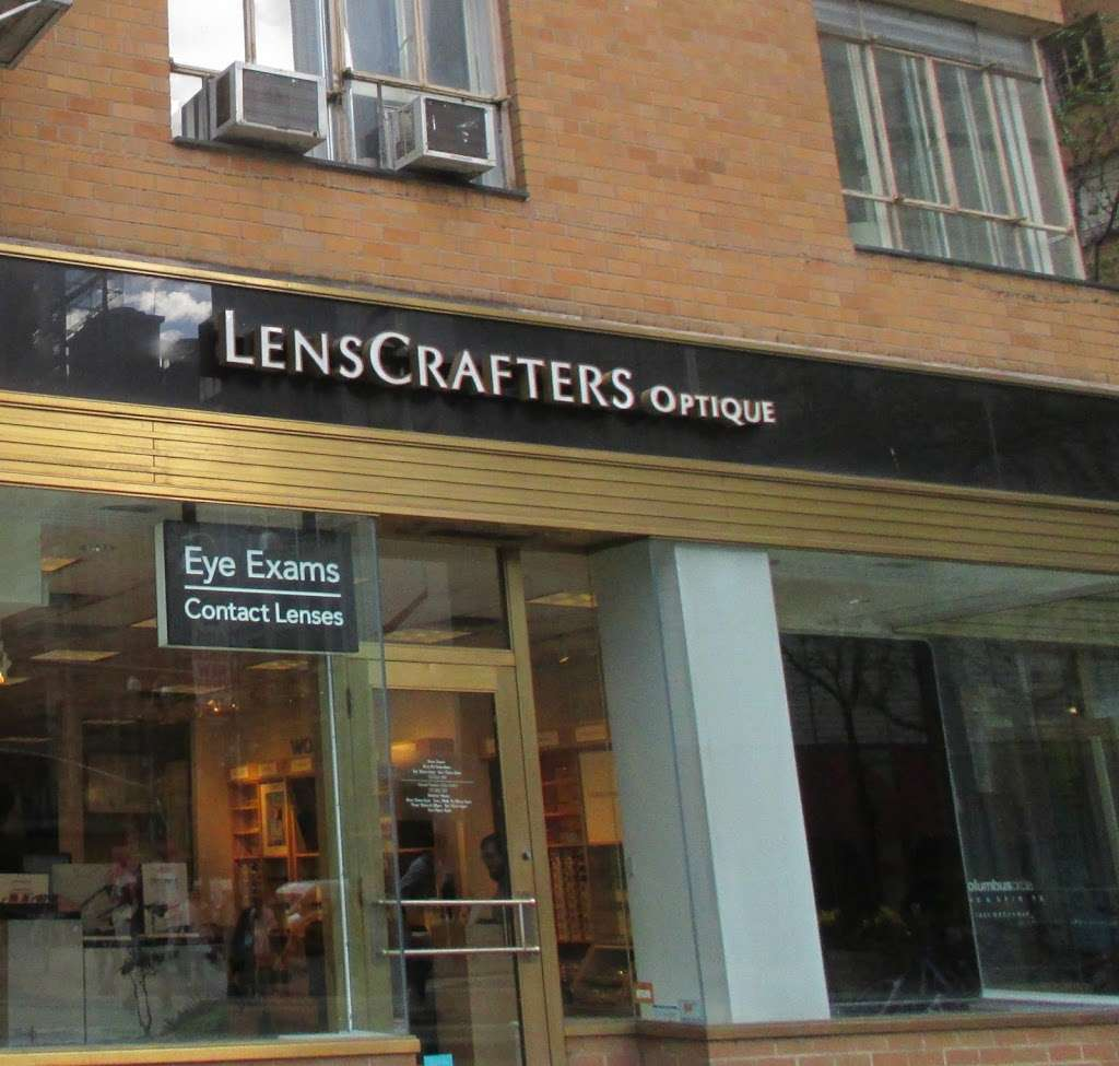 LensCrafters Optique - health  | Photo 2 of 6 | Address: 1804 Broadway, New York, NY 10019, USA | Phone: (212) 262-1707