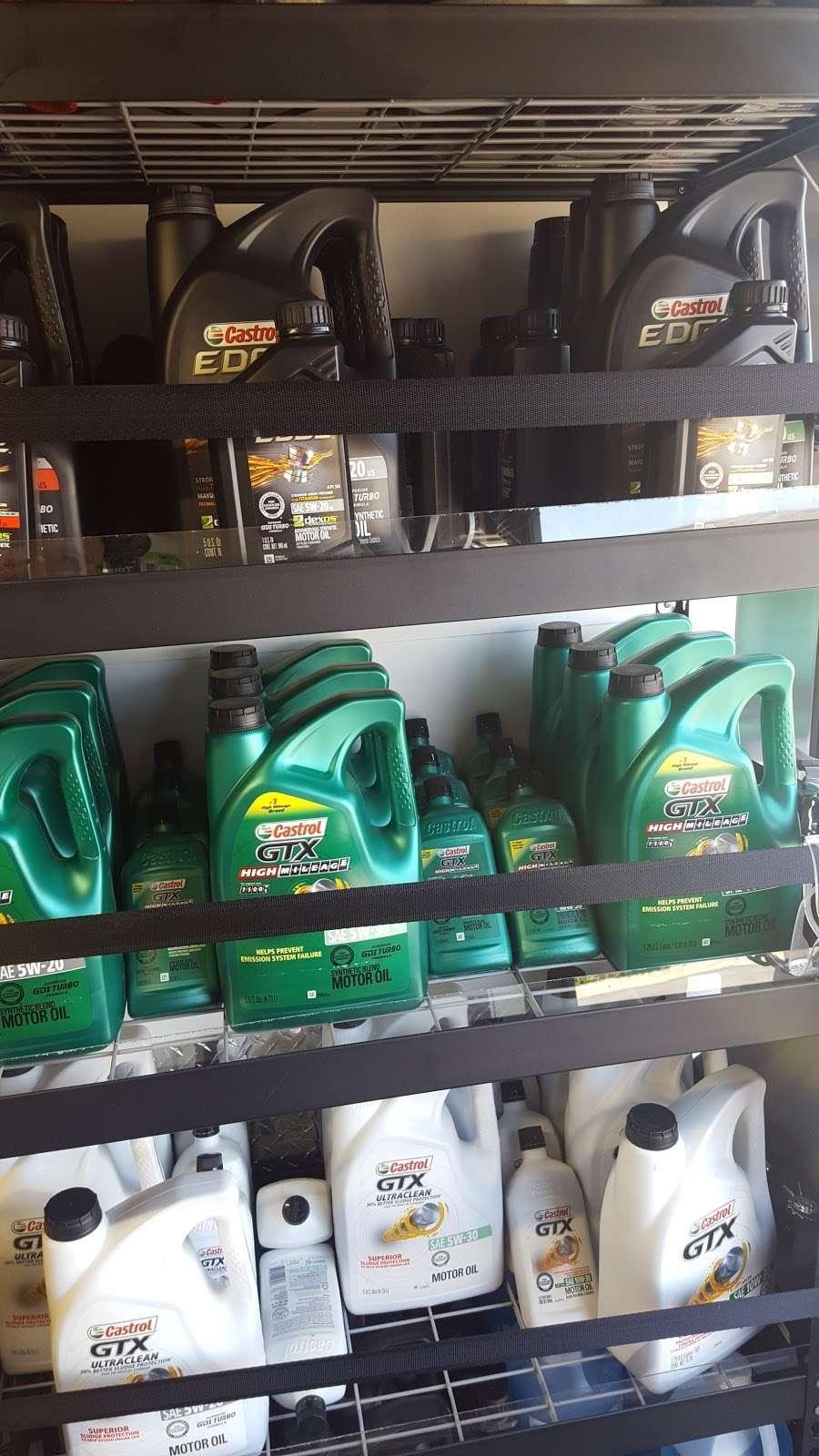 Mobile Oil On The Go Car Repair 1226 Stable Glen Dr