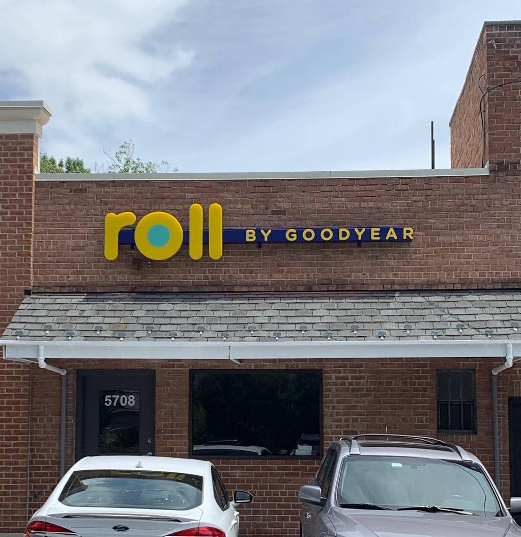 Roll by Goodyear - car repair  | Photo 3 of 7 | Address: 5708 Connecticut Ave NW, Washington, DC 20015, USA | Phone: (240) 907-6463