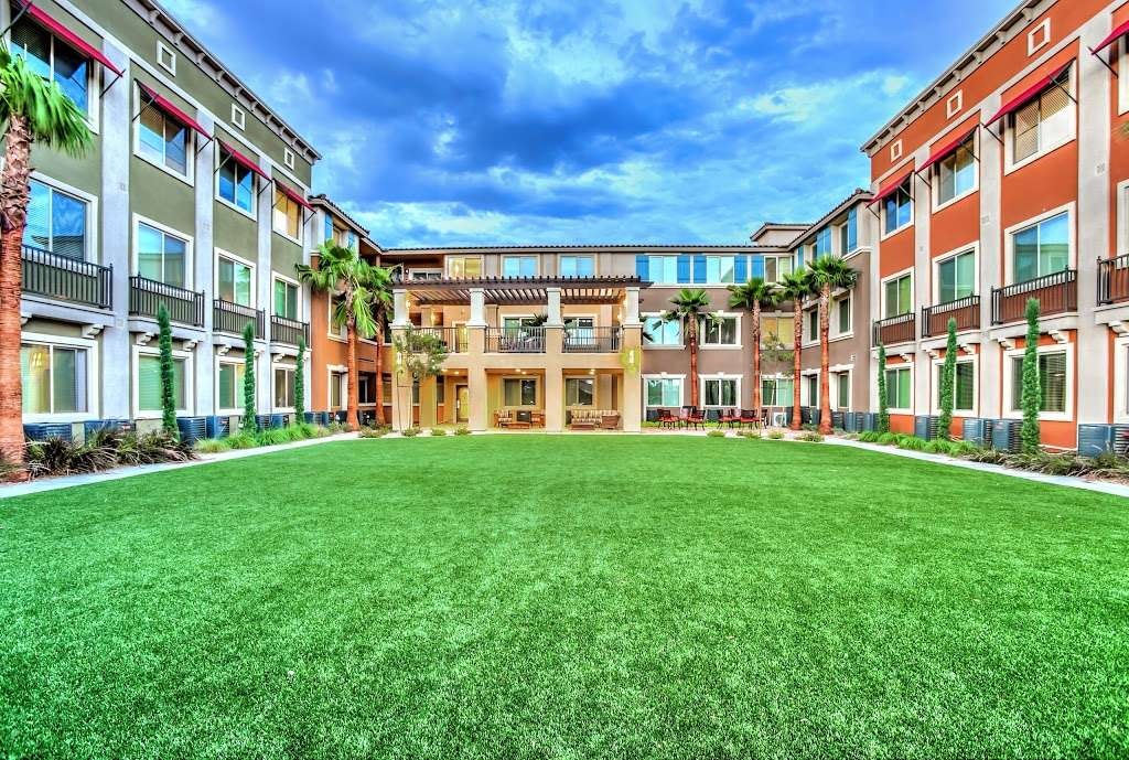 Ensemble Senior Apartments 2675 W Agate Ave Las Vegas Nv 89123 Usa