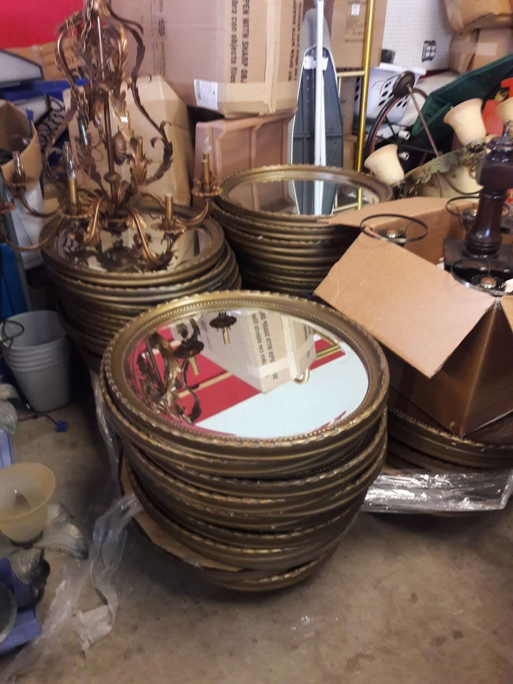 Forever Vintage And Surplus - furniture store  | Photo 3 of 7 | Address: 4200 Dundee Rd, Winter Haven, FL 33884, USA | Phone: (863) 651-6789