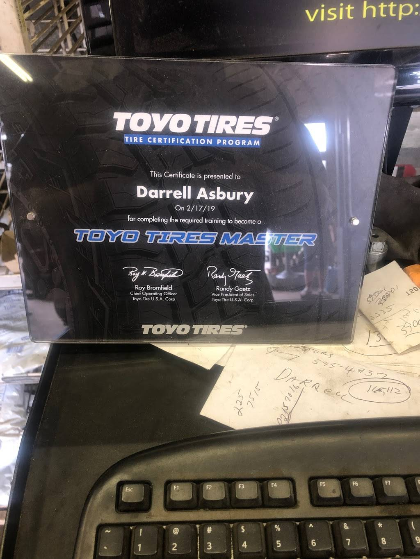 B & R Tire Services - car repair  | Photo 3 of 10 | Address: 4120 N Glenn Ave, Winston-Salem, NC 27105, USA | Phone: (336) 767-2910