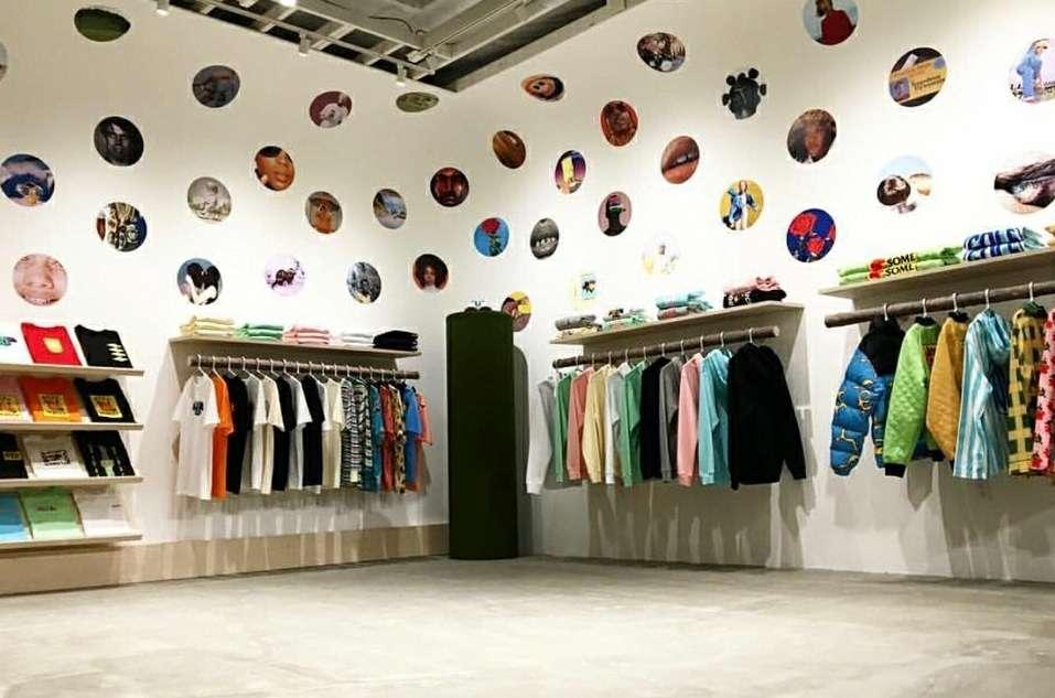 GOLF WANG - clothing store  | Photo 4 of 10 | Address: 350 N Fairfax Ave, Los Angeles, CA 90036, USA