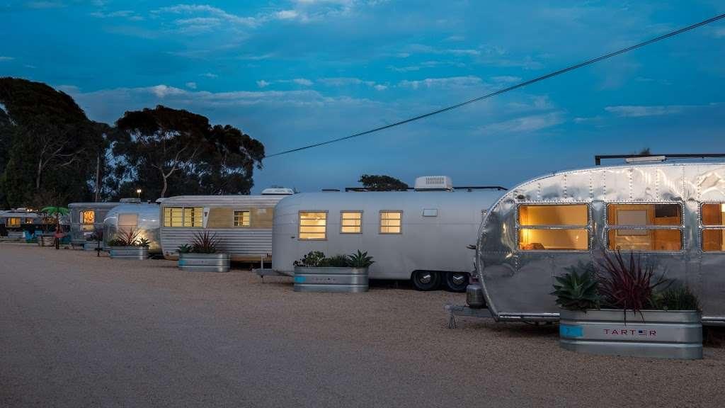 Waypoint Ventura Vintage Trailer Hotel & Campground - rv park  | Photo 1 of 10 | Address: 398 S Ash St unit e, Ventura, CA 93001, USA | Phone: (805) 888-5750