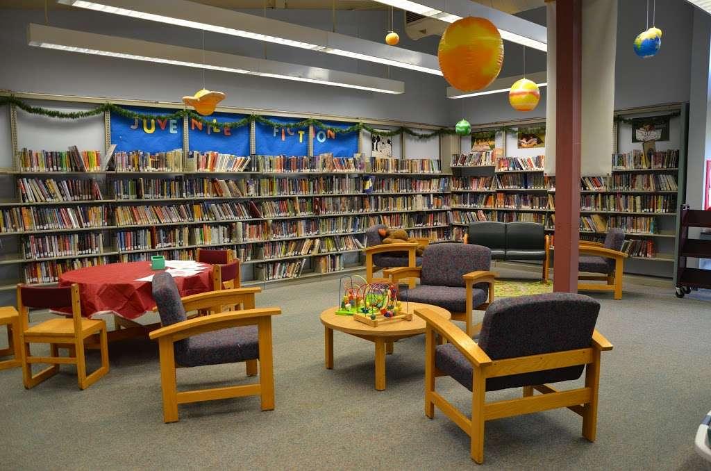 Mercer County Library: Hopewell Branch | 245 Pennington Titusville