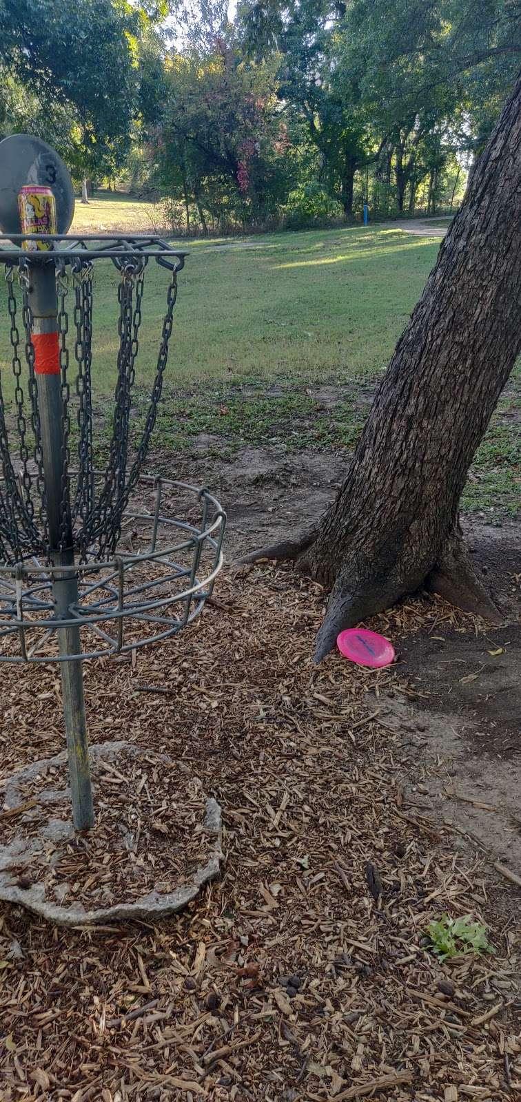 Audubon Park Disc Golf Course - park  | Photo 3 of 3 | Address: 26023600010010000, Garland, TX 75043, USA