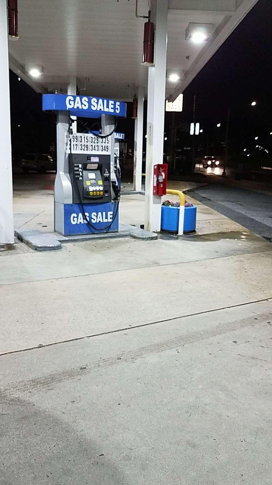 Gas Sale - gas station  | Photo 1 of 3 | Address: 174-02 Horace Harding Expy, Flushing, NY 11365, USA
