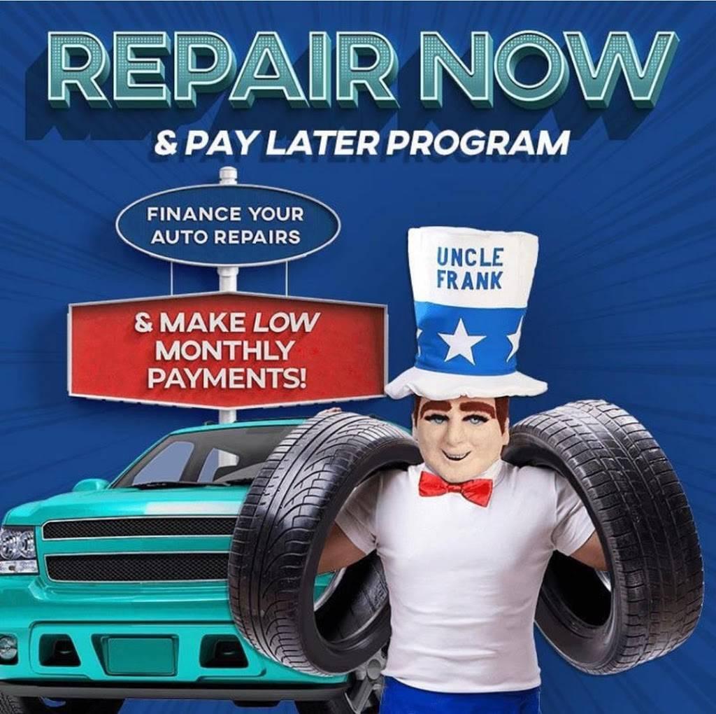 Frank Myers Auto Maxx Service & Repair - car repair  | Photo 7 of 10 | Address: 4200 N Patterson Ave, Winston-Salem, NC 27105, USA | Phone: (336) 831-0656