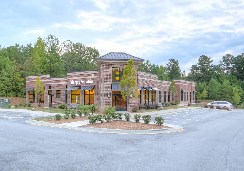 Triangle Pediatrics - hospital    Photo 5 of 5   Address: 105 Ridge View Dr, Cary, NC 27511, USA   Phone: (919) 467-5543