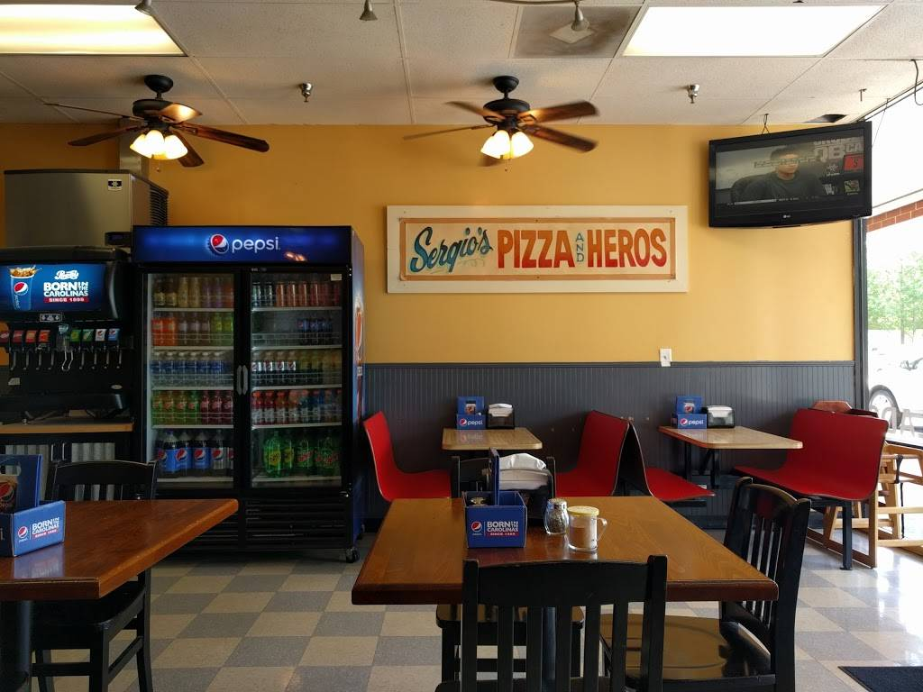Sergios Pizza - meal delivery  | Photo 9 of 10 | Address: 7440 Louisburg Rd, Raleigh, NC 27616, USA | Phone: (919) 876-3116