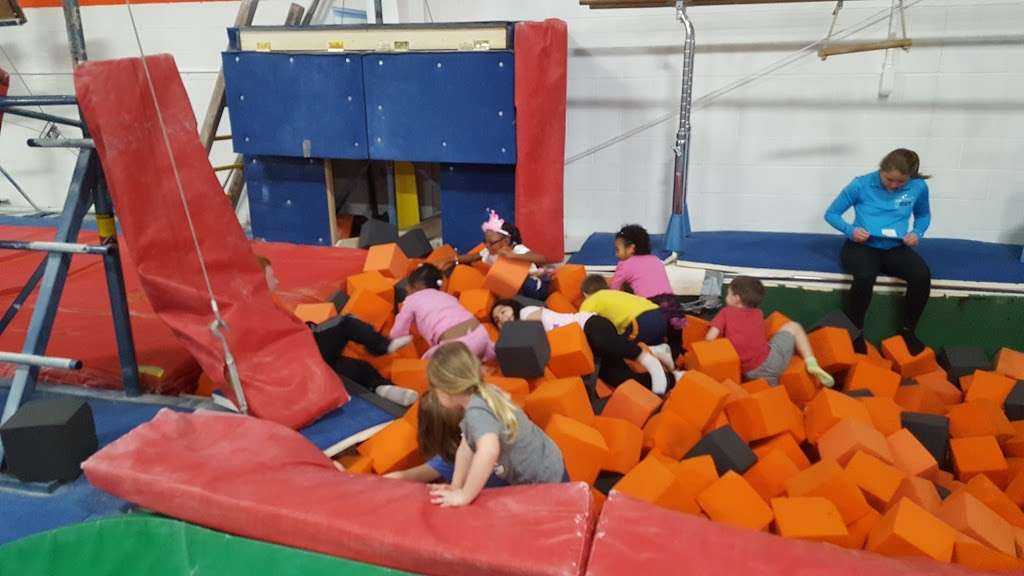 Midwest Twisters Gymnastics - gym  | Photo 1 of 3 | Address: 600 E Rawson Ave, Oak Creek, WI 53154, USA | Phone: (414) 764-6540