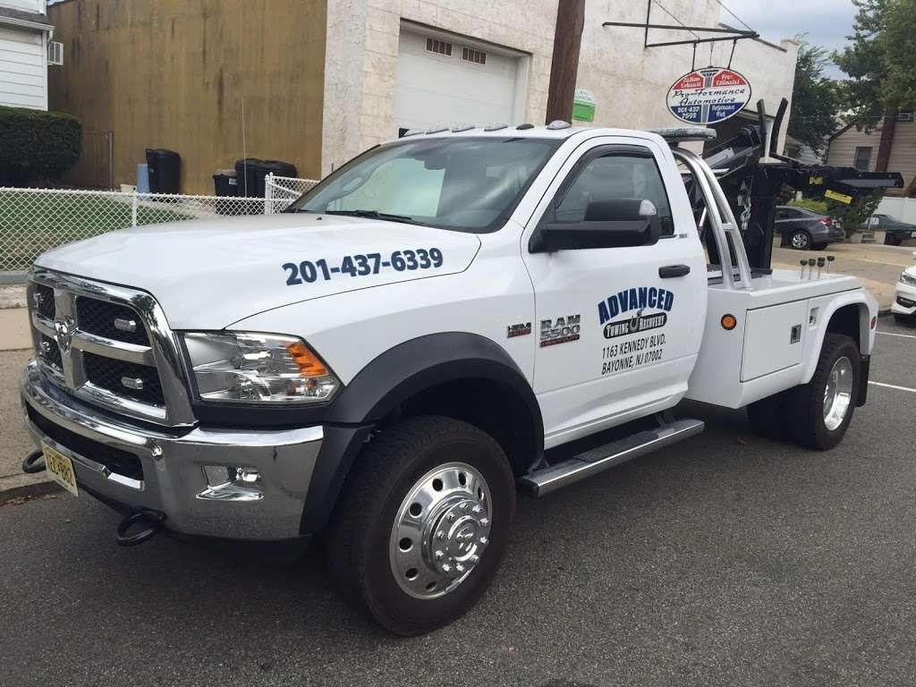 Advanced Towing - car repair  | Photo 5 of 10 | Address: 1163 John Fitzgerald Kennedy Blvd, Bayonne, NJ 07002, USA | Phone: (201) 437-6339