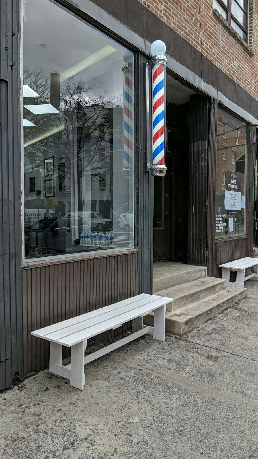 West Village Barber Shop - hair care  | Photo 3 of 6 | Address: 131 Christopher St, New York, NY 10014, USA | Phone: (212) 243-3686