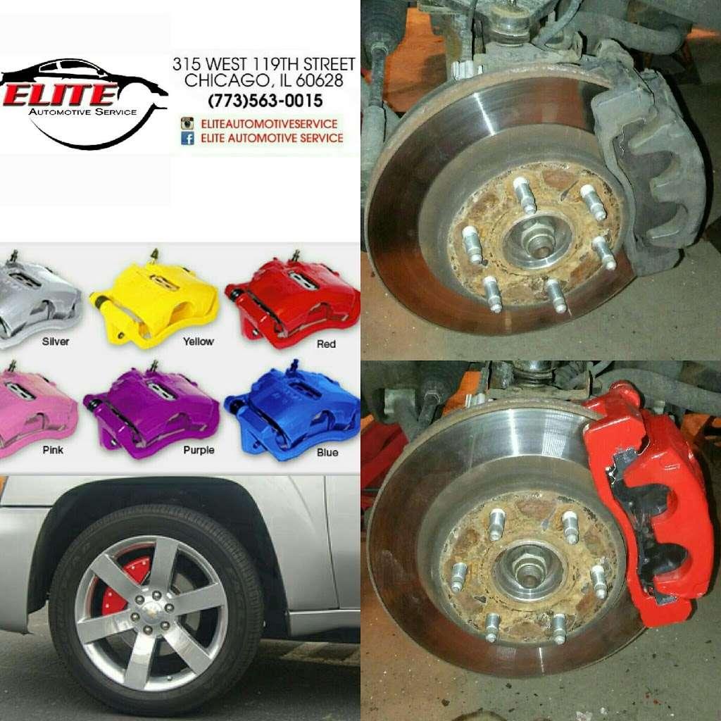 Elite Automotive Service - car repair  | Photo 6 of 10 | Address: 315 W 119th St, Chicago, IL 60628, USA | Phone: (773) 563-0015