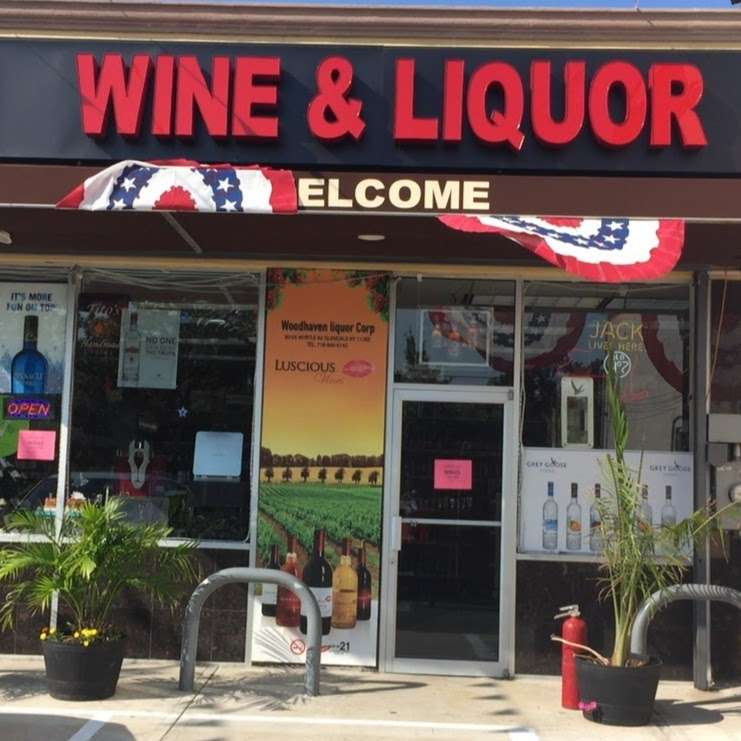 WOODHAVEN LIQUORS - store  | Photo 1 of 3 | Address: 90-05 Myrtle Ave, Ridgewood, NY 11385, USA | Phone: (718) 846-0142