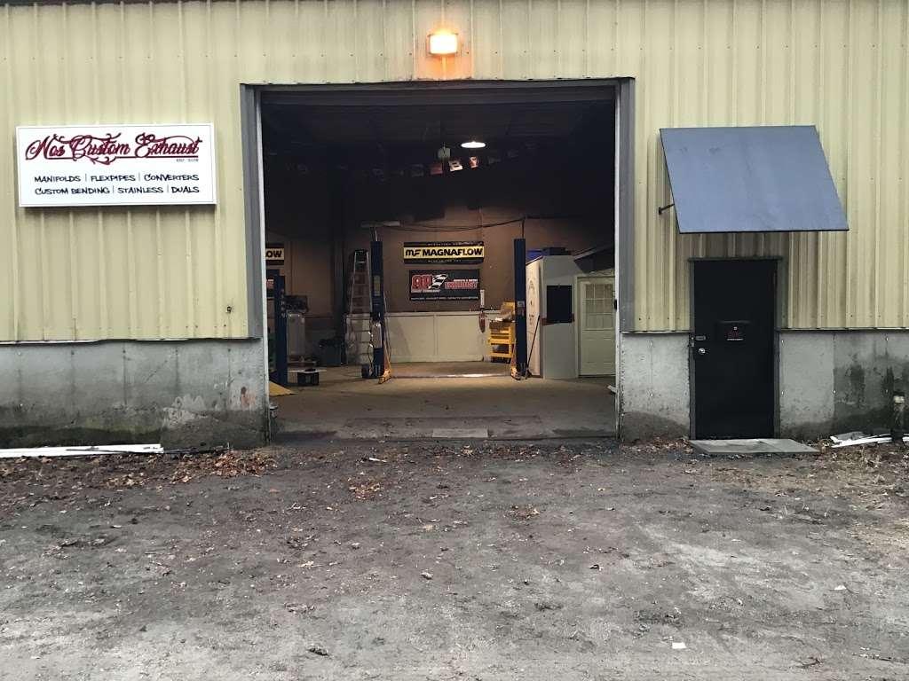 Nos Custom Exhaust - car repair  | Photo 2 of 10 | Address: 777 Madison St, Wrentham, MA 02093, USA | Phone: (781) 686-6102
