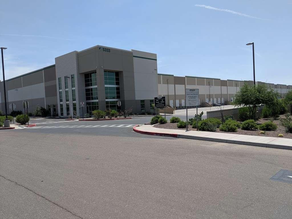 Amazon Reverse Logistics- TUS1 - storage  | Photo 1 of 7 | Address: 5333 W Lower Buckeye Rd, Phoenix, AZ 85043, USA