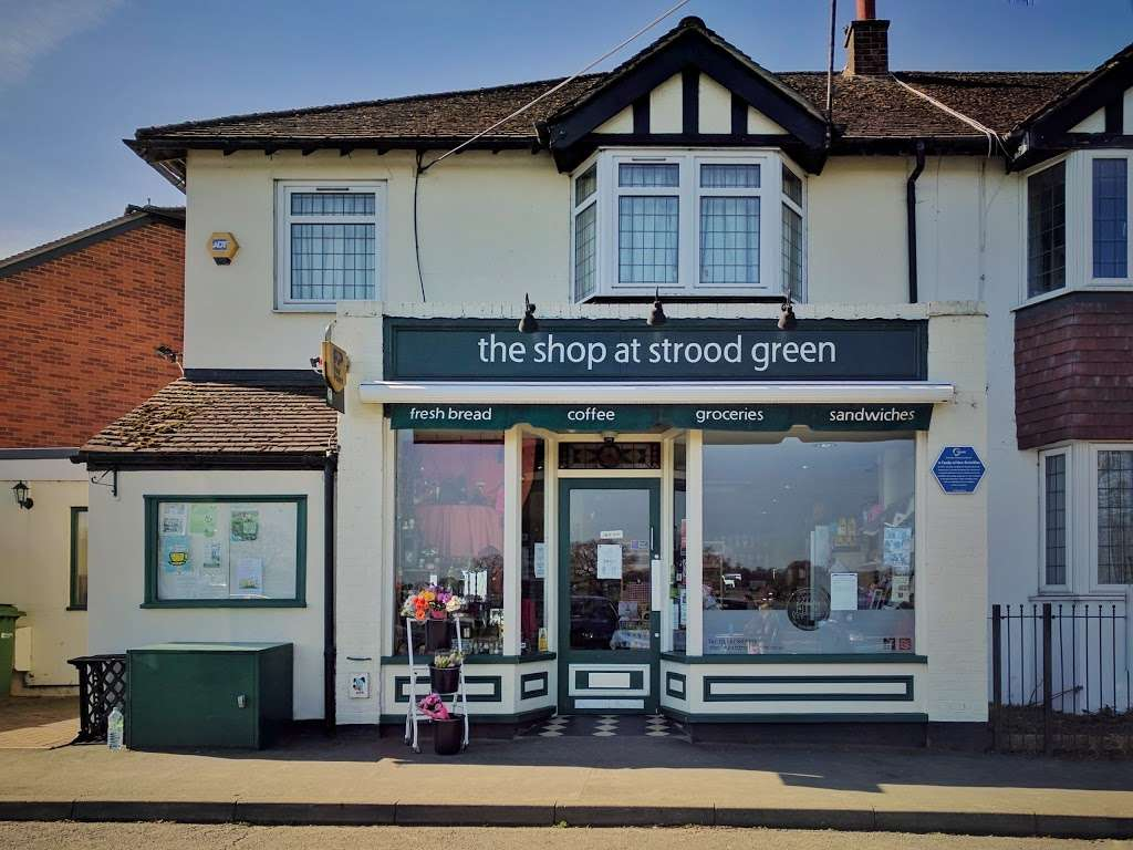 The Shop at Strood Green - convenience store  | Photo 1 of 10 | Address: 1 Tynedale Rd, Brockham, Betchworth RH3 7JD, UK | Phone: 01737 843965