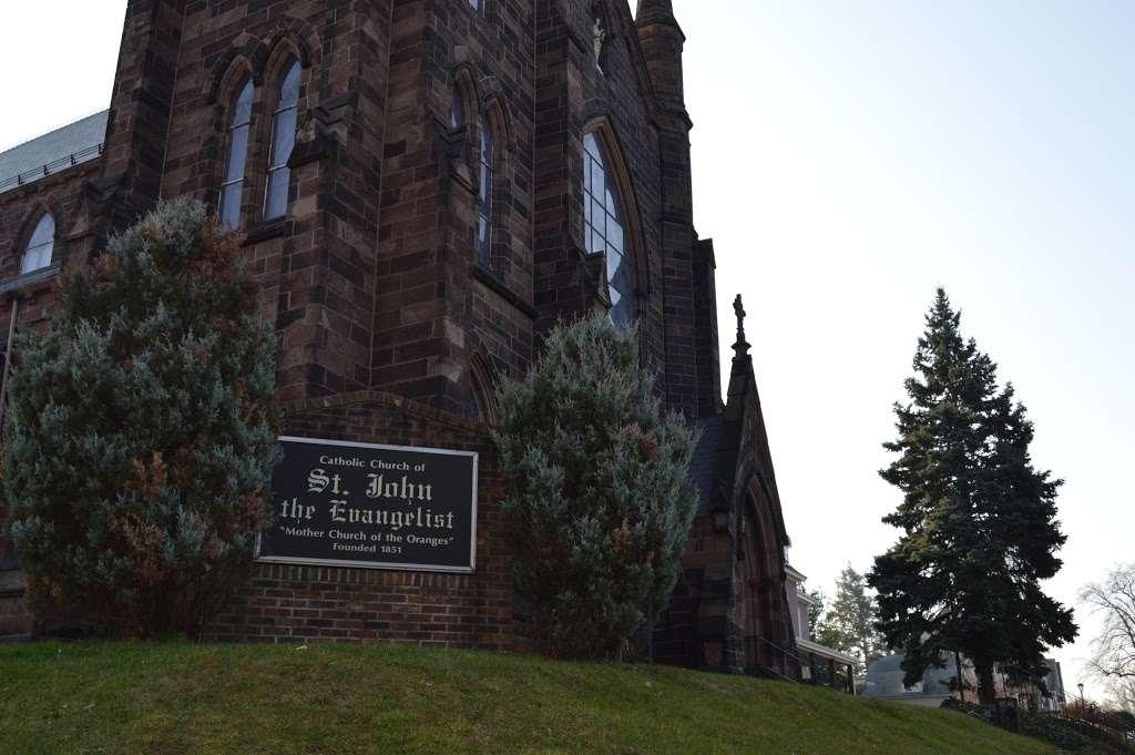 St Johns Roman Catholic Church - church  | Photo 9 of 10 | Address: 94 Ridge St, City of Orange, NJ 07050, USA | Phone: (973) 674-0110