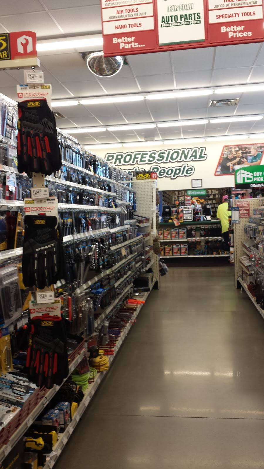 OReilly Auto Parts - electronics store  | Photo 6 of 9 | Address: 13318 E 116th St N, Owasso, OK 74055, USA | Phone: (918) 371-3745