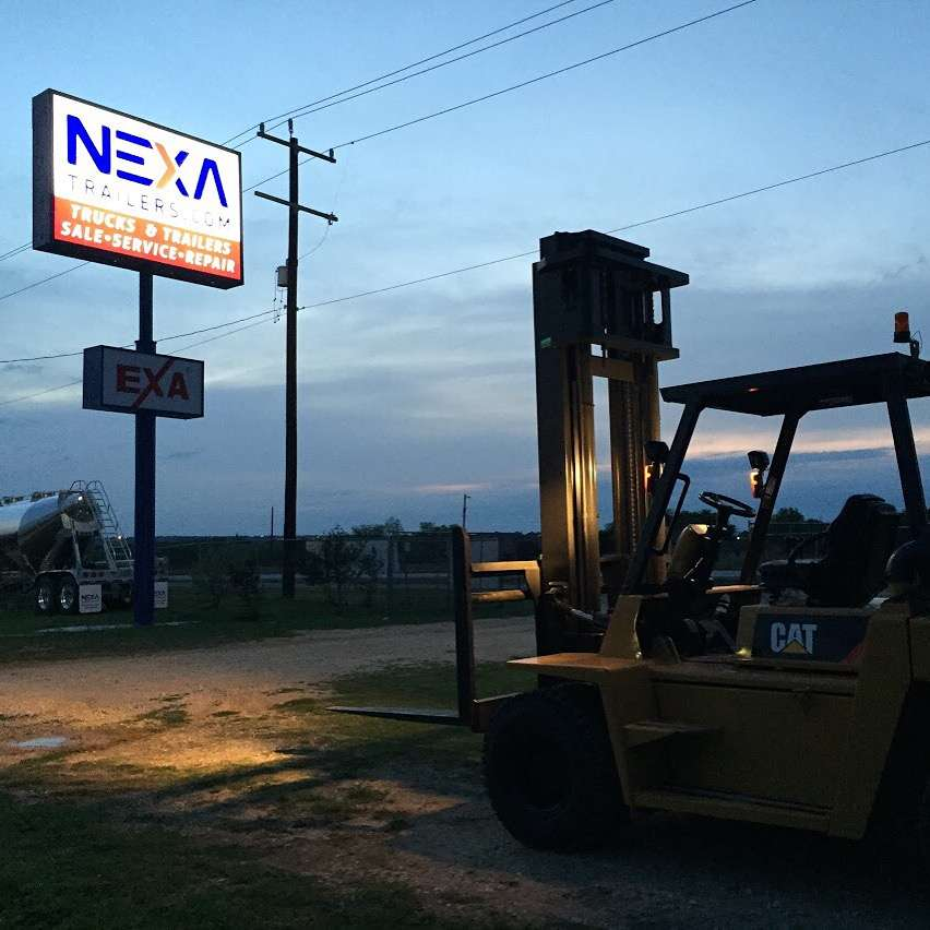 NEXA Trailers - store  | Photo 6 of 10 | Address: 11460 I-10 Frontage Rd, Converse, TX 78109, USA | Phone: (210) 987-2885