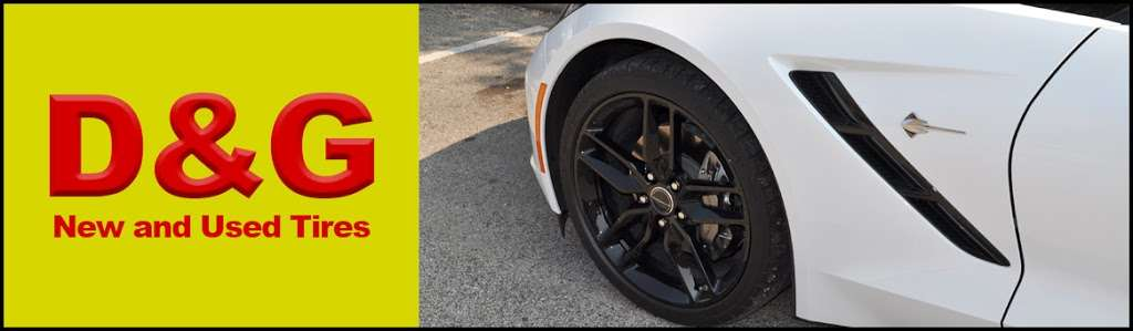 D&G New and Used Tires - car repair    Photo 7 of 10   Address: 850 Pennsylvania Ave, Hagerstown, MD 21742, USA   Phone: (301) 733-1450