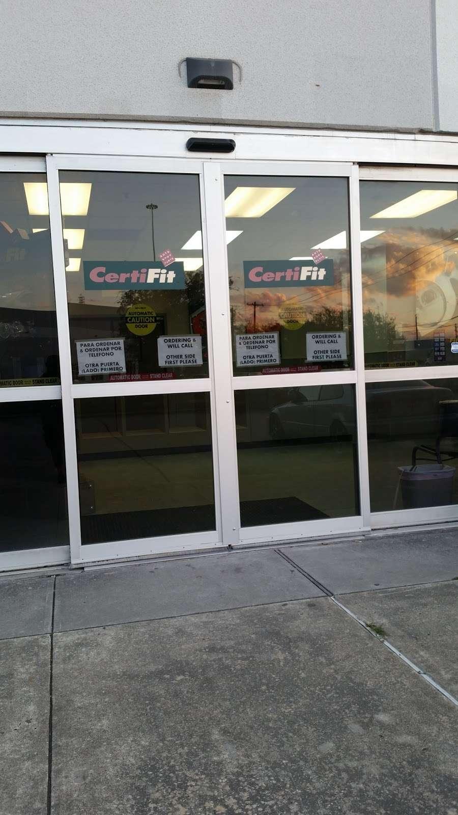 Certifit Auto Body Parts - car repair  | Photo 2 of 10 | Address: 8307 N. Loop East 610, Houston, TX 77029, USA | Phone: (713) 672-2100