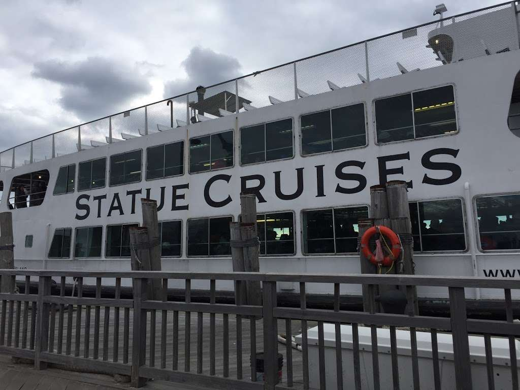 Liberty Island Ferry - transit station  | Photo 7 of 10 | Address: 1 Audrey Zapp Dr, Jersey City, NJ 07305, USA | Phone: (201) 604-2800