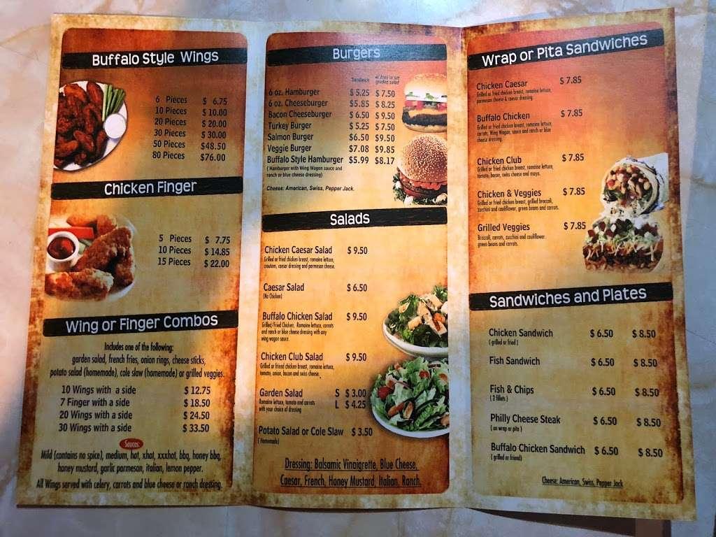 Wing Wagon - restaurant  | Photo 3 of 7 | Address: 351 Flatbush Ave, Brooklyn, NY 11238, USA | Phone: (718) 398-0501