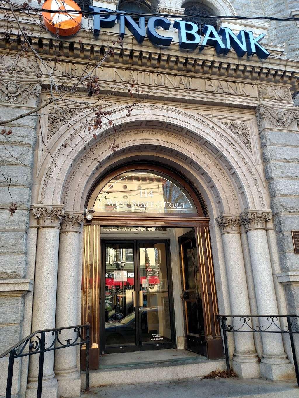 PNC Bank - bank    Photo 2 of 7   Address: 114 W State St, Media, PA 19063, USA   Phone: (610) 892-2650