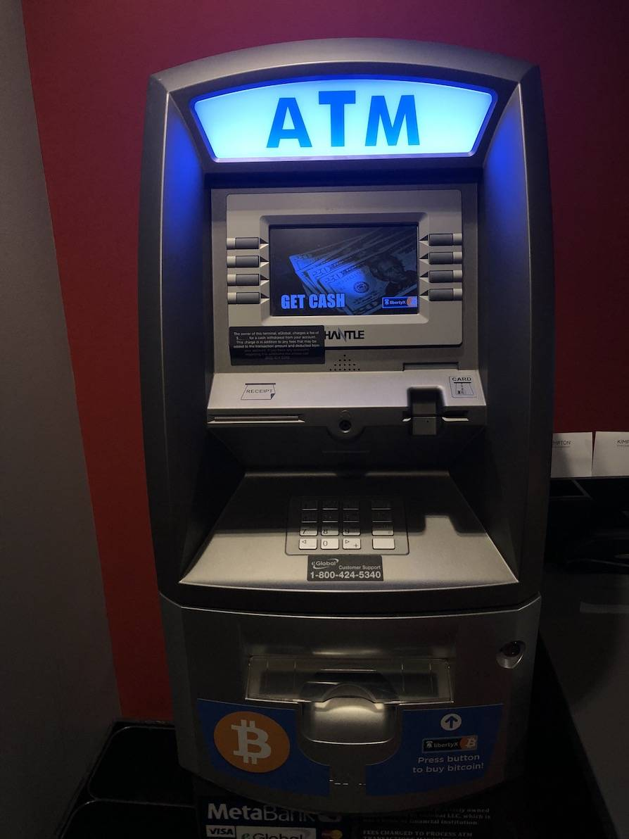 LibertyX Bitcoin ATM - atm  | Photo 5 of 5 | Address: 4102 W Townsend St, Milwaukee, WI 53216, USA | Phone: (800) 511-8940
