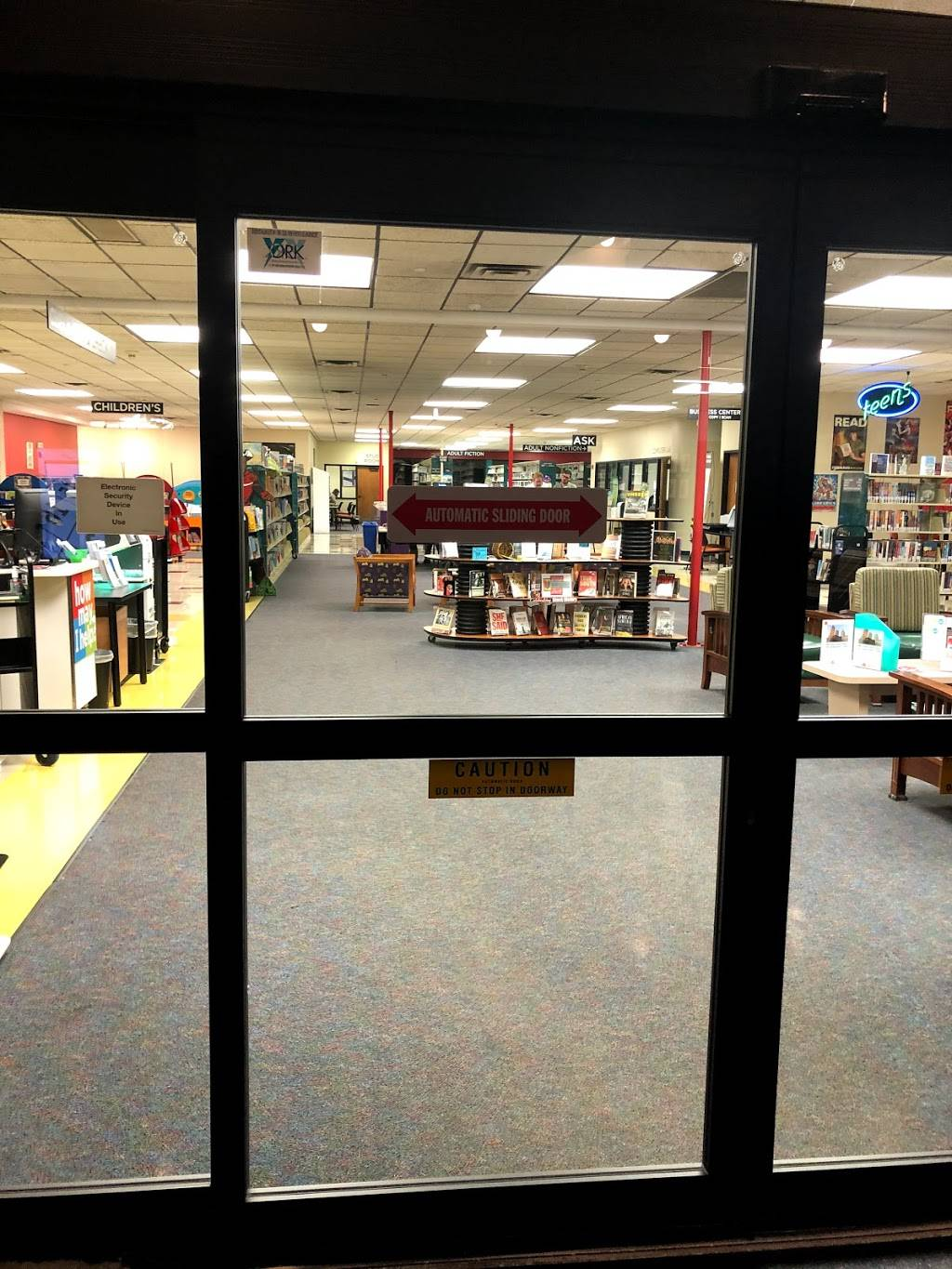Rudisill Regional Library - library  | Photo 6 of 10 | Address: 1520 N Hartford Ave, Tulsa, OK 74106, USA | Phone: (918) 549-7323