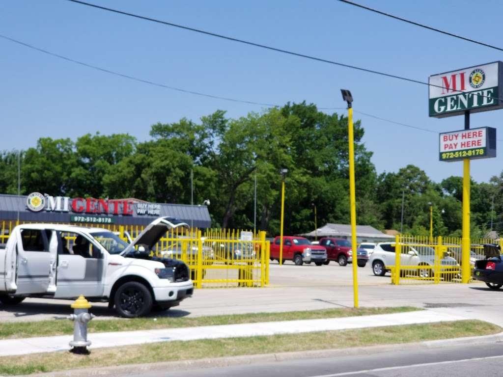 Mi Gente Dallas - car dealer  | Photo 9 of 10 | Address: 935 S Buckner Blvd, Dallas, TX 75217, USA | Phone: (972) 512-8178