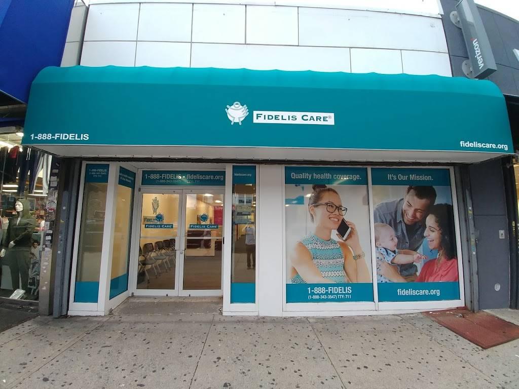 Fidelis Care Office - insurance agency    Photo 1 of 3   Address: 2133 86th St, Brooklyn, NY 11214, USA   Phone: (718) 685-5280
