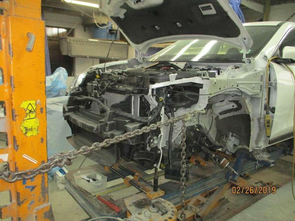 Ricca Auto Body - car repair  | Photo 7 of 9 | Address: 212 River St, Hackensack, NJ 07601, USA | Phone: (201) 488-8423