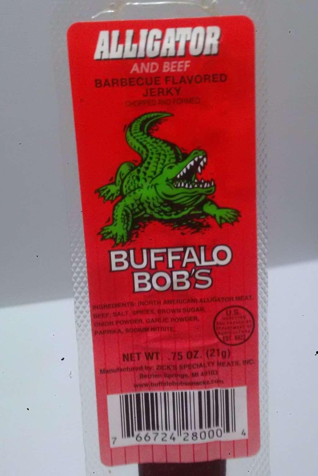 Sauls Southern Treats Alligator Meat & Jerky - pet store  | Photo 6 of 10 | Address: 54711 3rd St, Astor, FL 32102, USA | Phone: (386) 871-1677