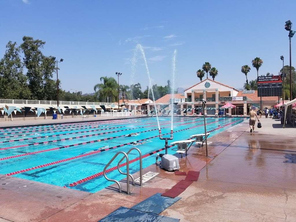 Rose Bowl Aquatics Center - health    Photo 1 of 10   Address: 360 N Arroyo Blvd, Pasadena, CA 91103, USA   Phone: (626) 564-0330