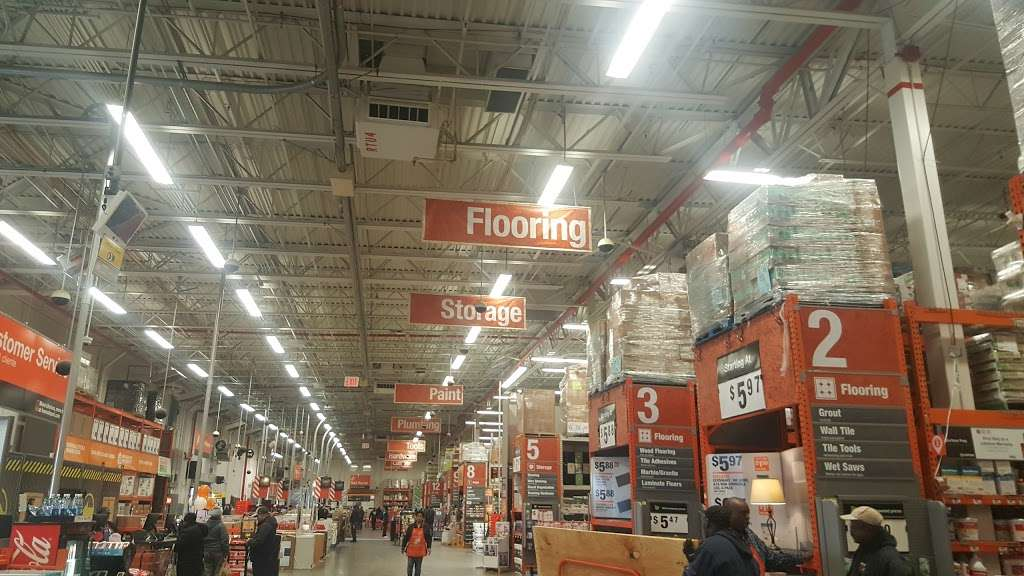 Home Services at The Home Depot - plumber  | Photo 8 of 10 | Address: 579 Gateway Dr, Brooklyn, NY 11239, USA | Phone: (315) 284-1268