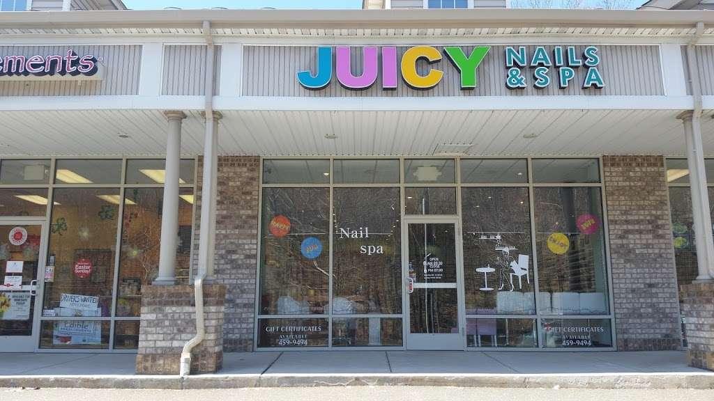 Juicy Nails & Spa - hair care    Photo 1 of 10   Address: 525 Main St #6, Monroe, CT 06468, USA   Phone: (203) 459-9494