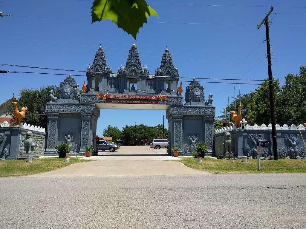 Cambodia Buddhist - museum  | Photo 10 of 10 | Address: 5701 Crystal Lake Blvd, Dallas, TX 75236, USA