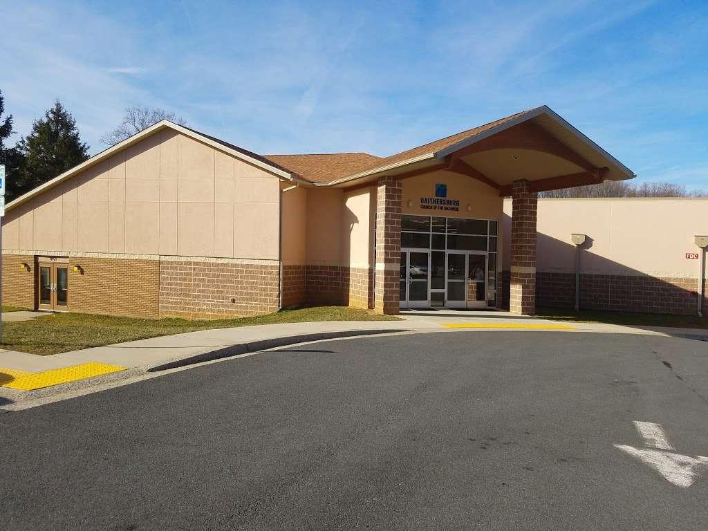 Gaithersburg Church of the Nazarene - church  | Photo 4 of 10 | Address: 8921 Warfield Rd, Gaithersburg, MD 20882, USA | Phone: (301) 330-0366